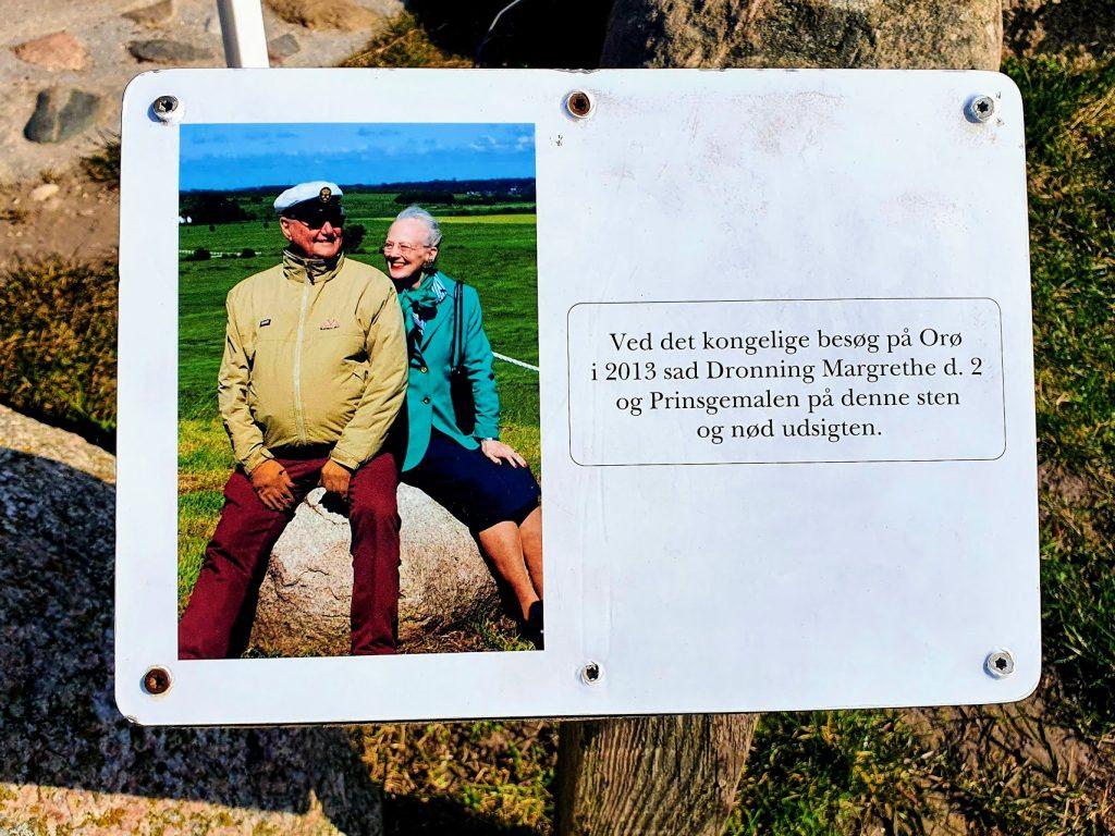 Orø, vandring langs to fjorde