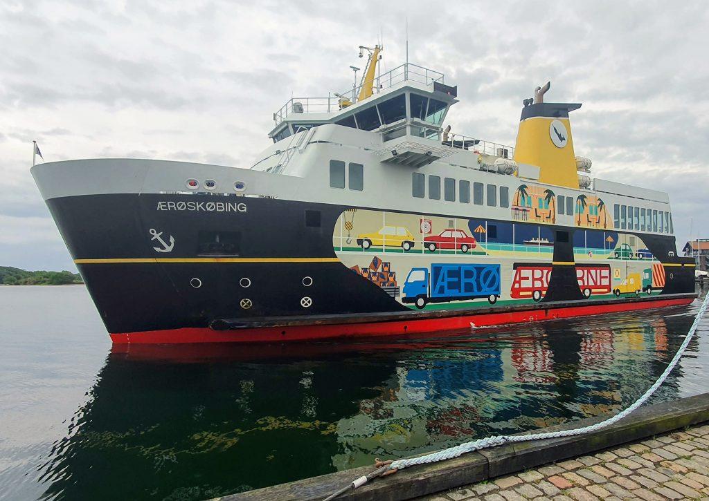 Færgen til Ærø