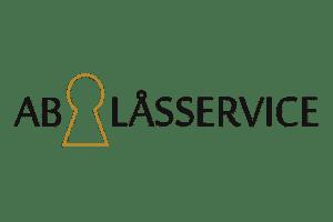 Logo design til AB Låsservice