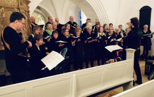 Bas og Piano - Sdr Broby Kirke koncert 2019