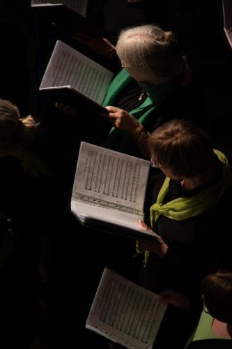 Foyerkoncert på Odense Teater Dec. 2019