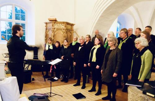 Stemmeprøve - Sdr Broby Kirke koncert 2019