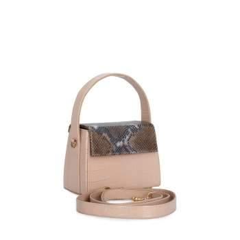 Bailey Mini Box Bag – Cream