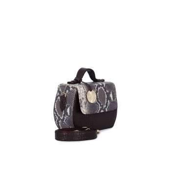 Amber Box Bag Brown