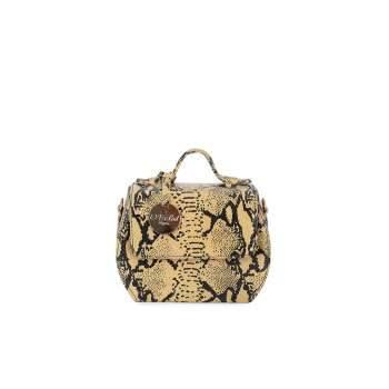 Amber Box Bag-Buttercream