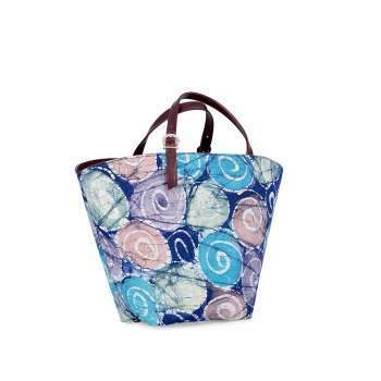 Lilly Tote- Blue