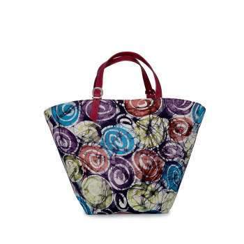 Lilly Tote- Plum