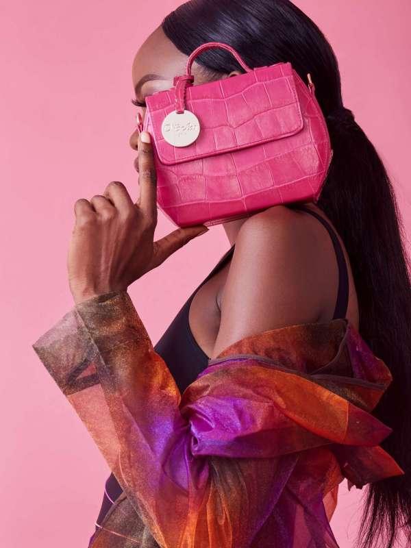 O'Eclat Amber Box Bag