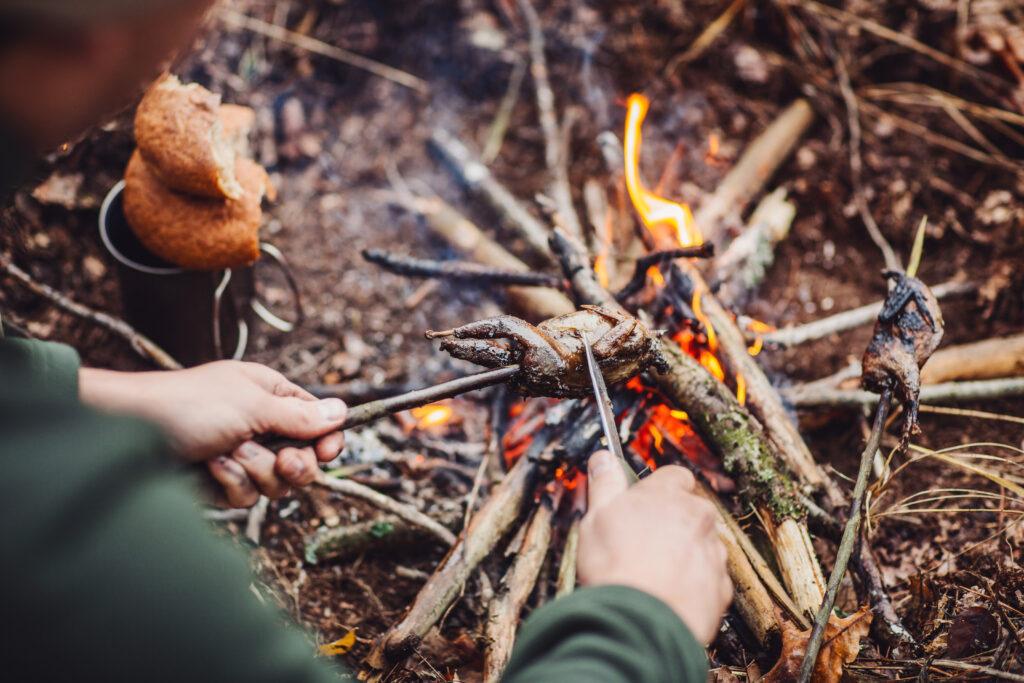 vuur-leren-maken