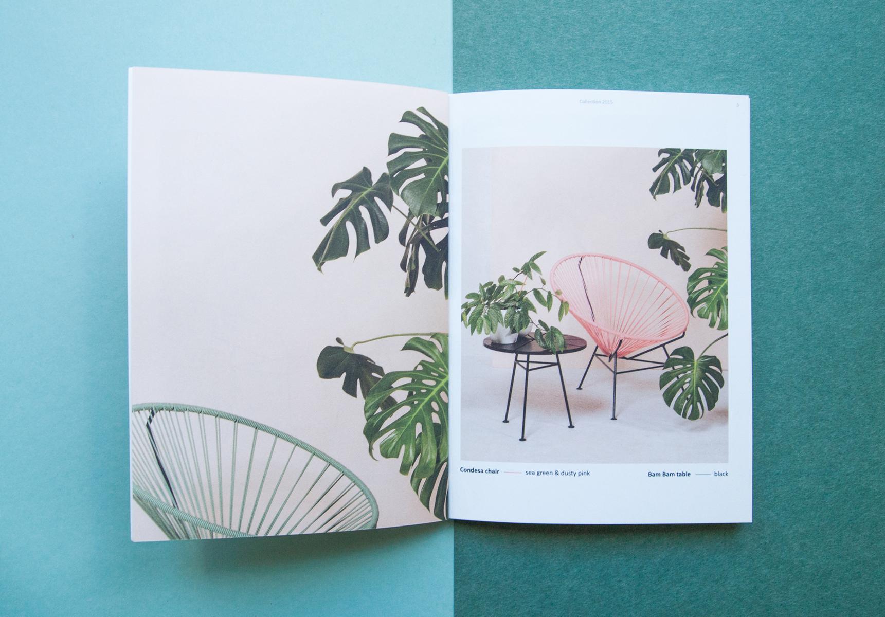 Ok design katalog 2015 - layout - møbler - produkter - brosjyre