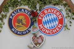 FC Bayern am Oktoberfest 2019