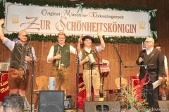 """Gaudinockerl, Nachwuchswettbewerb """"Jetzt sing i """" in der Schönheitskönigin auf der Oidn Wiesn am Oktoberfest in München 2018"""