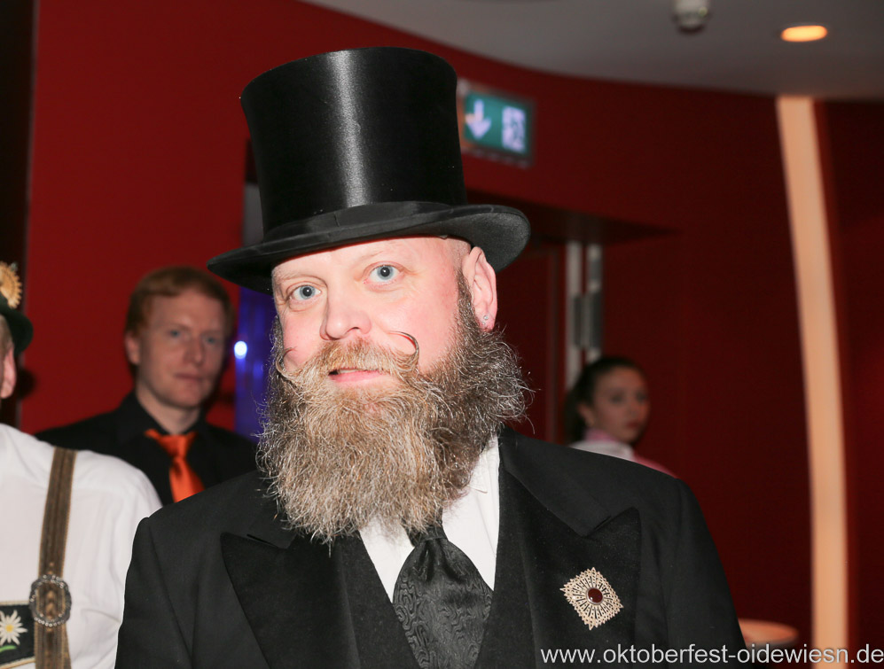 Markus Feiersinger, Oide Wiesn Bürgerball im Deutschen Theater in München 2019