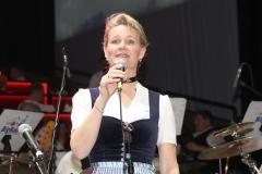 Gigi Pfundmair, Oide Wiesn Bürgerball im Deutschen Theater in München 2019