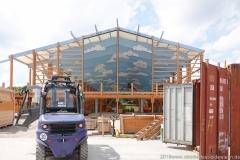 Oktoberfest Baustellenführung 2019