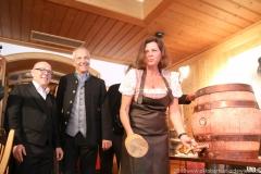 Jürgen Kirner, Dr. Michael Möller, Ilse Aigner (von li. nach re.), PK Schönheitskönigin im Seehof in Herrsching 2019