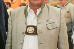 Otto Seidl, Präsentation Wiesnkrug im Armbrustschützenzelt auf der Theresienwiese in München 2019