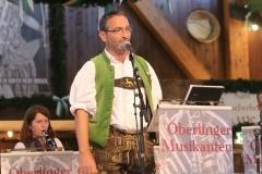 Oberlinger Musikanten, Tag 11  im Volkssängerzelt zur Schönheitskönigin auf der Oidn Wiesn in München 2019