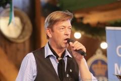 Peter Reichert, Tag 11  im Volkssängerzelt zur Schönheitskönigin auf der Oidn Wiesn in München 2019