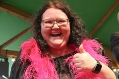 Barbara Preis, Der 2. Tag im Volkssängerzelt zur Schönheitskönigin auf der Oidn Wiesn in München 2019