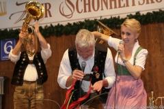 Tanngrindler Musikanten, der 3. Tag in der Schönheitskönigin auf der Oidn Wiesn am Oktoberfest in München 2018