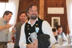 Anton Leiss-Huber, Der 3. Tag im Volkssängerzelt zur Schönheitskönigin auf der Oidn Wiesn in München 2019