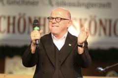 Jürgen Kirner, Der 3. Tag im Volkssängerzelt zur Schönheitskönigin auf der Oidn Wiesn in München 2019