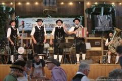 Krach & fürchterlich, Tag 4 im Volkssängerzelt zur Schönheitskönigin auf der Oidn Wiesn am Oktoberfest in München 2019