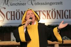 Jürgen Kirner, Tag 4 im Volkssängerzelt zur Schönheitskönigin auf der Oidn Wiesn am Oktoberfest in München 2019