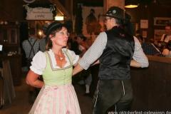 Schönheitskönigin 7. Tag auf der Oidn Wiesn am Oktoberfest in München 2018