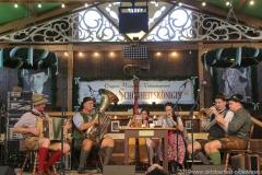 Drah De Wadl, Der 9. Tag im Volkssängerzelt zur Schönheitskönigin auf der Oidn Wiesn in München 2019