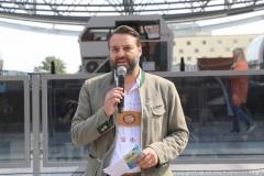 Josef Glasl, Trachtival im Werksviertel-Mitte in München 2020