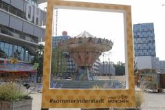 Trachtival im Werksviertel-Mitte in München 2020