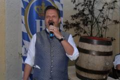 Christian Lehner, Wiesn Playmate im Park-Cafe in München 2021