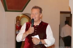Andreas Steinfatt, Wiesnbierprobe in der Ratstrinkstube im Rathaus in München 2018