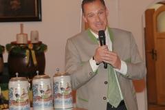 Peter Inselkammer,  Wiesnbierprobe in der Ratstrinkstube im Rathaus in München 2018