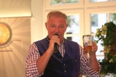 Rolf Dummert, Wiesnbierprobe im Bad am Bavariaring  in München .2019