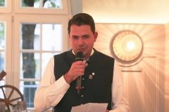 Bernd Kräußel, Wiesnbierprobe im Bad am Bavariaring  in München .2019