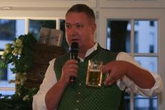 Harald Stückle, Wiesnbierprobe im Bad am Bavariaring  in München .2019