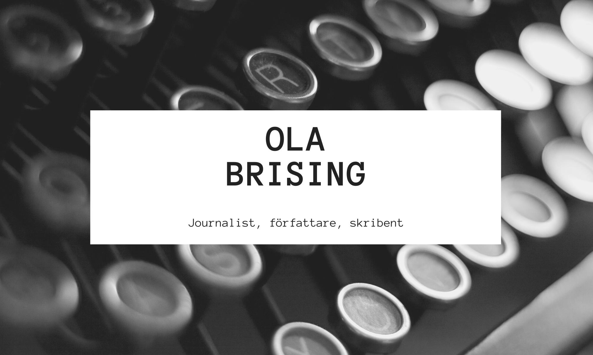Ola Brising