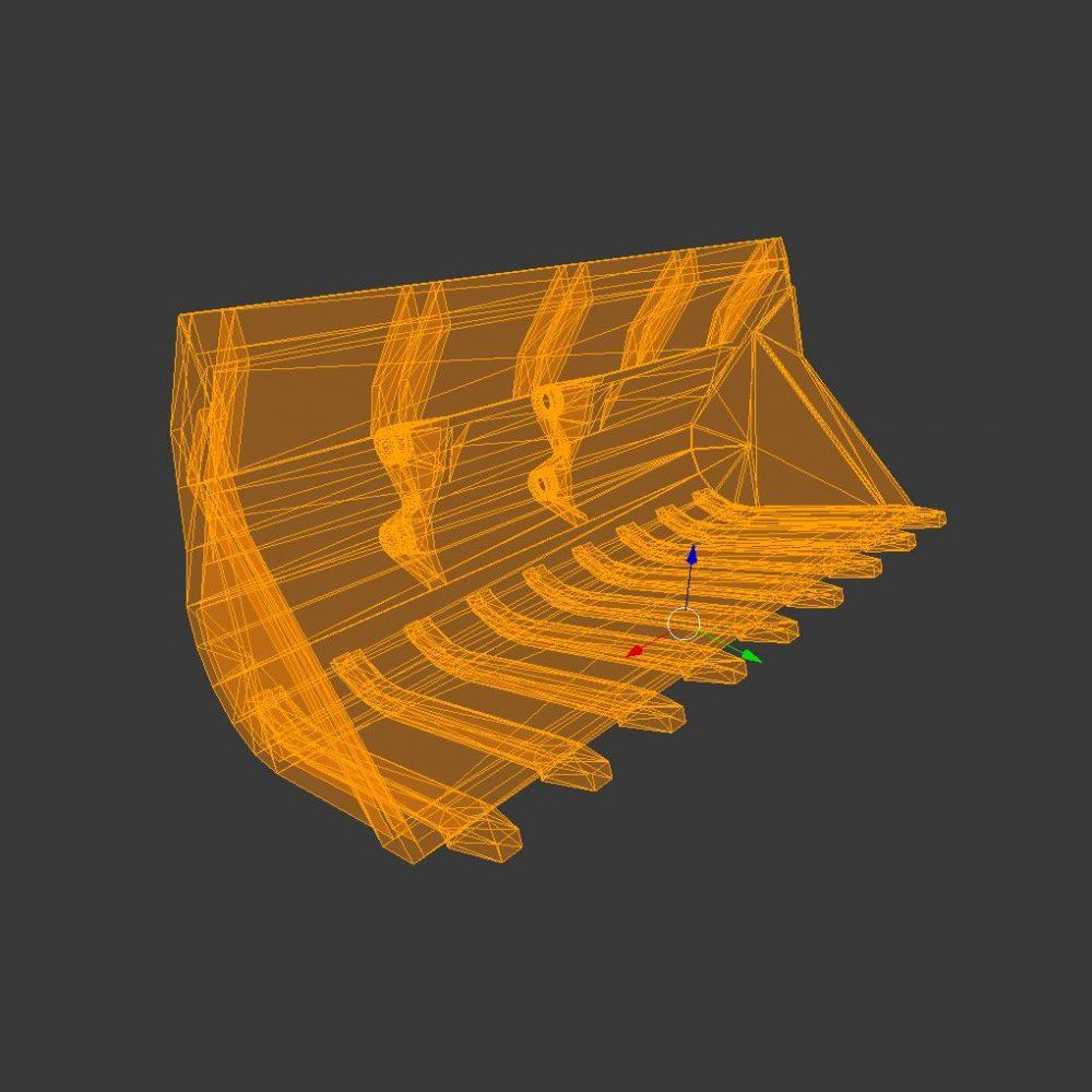 Conversions 3D cad files 2