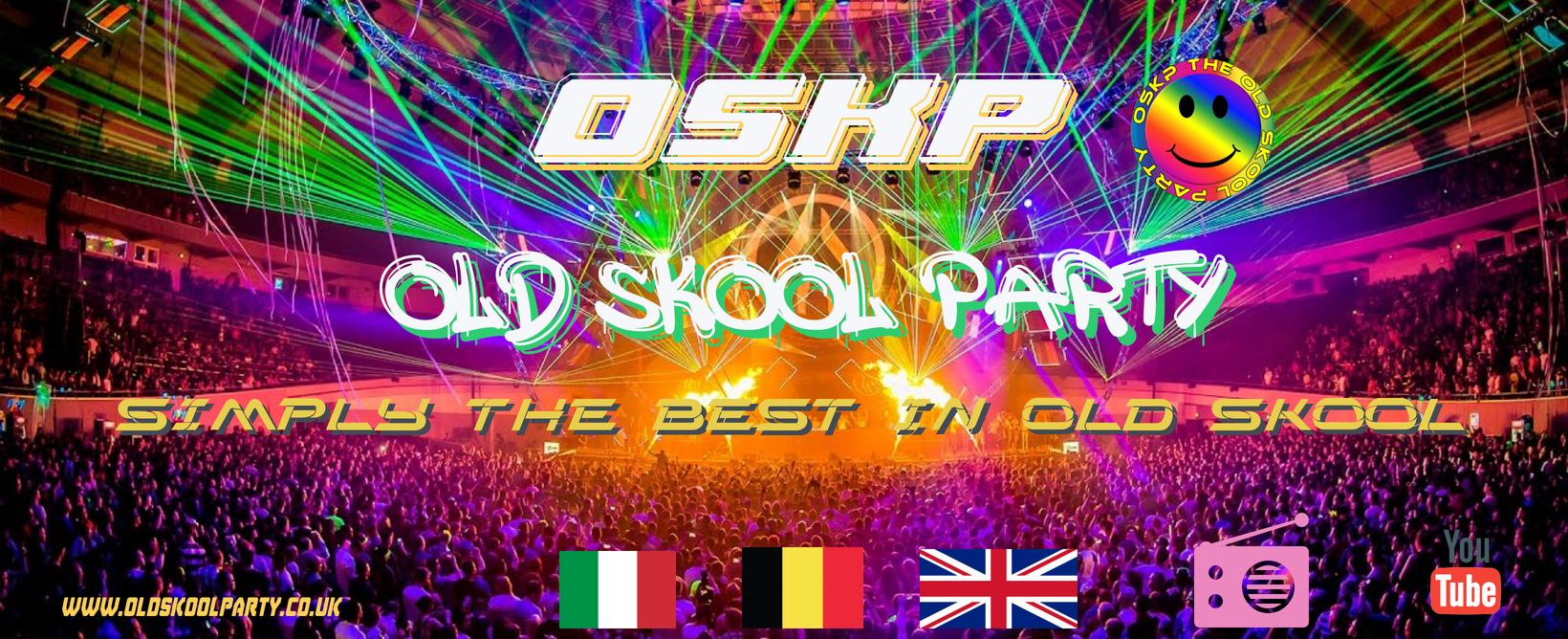 OSKP: THE OLD SKOOL PARTY