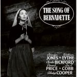 The Song Of Bernadette Blu-Ray Artwork