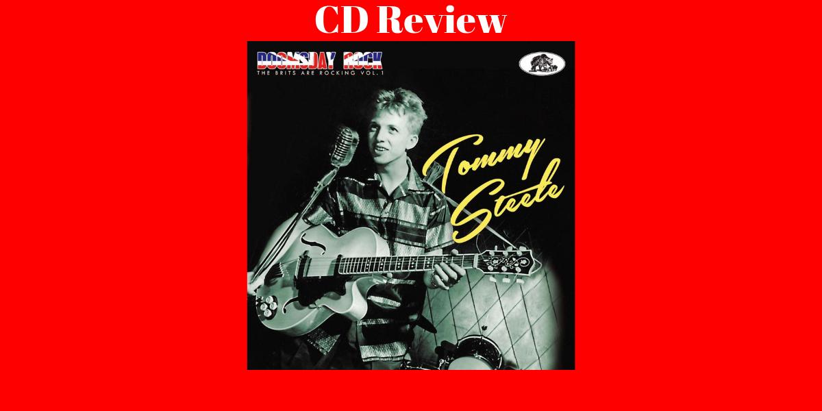 Tommy Steele – Doomsday Rock