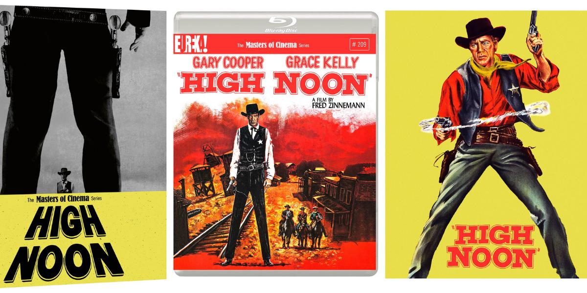 Eureka to release High Noon on UK Blu-ray