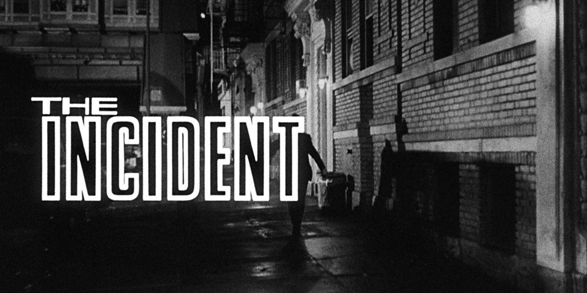 Eureka to release The Incident on Blu-Ray