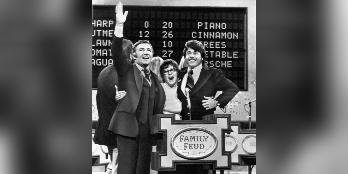A British View on Family Feud