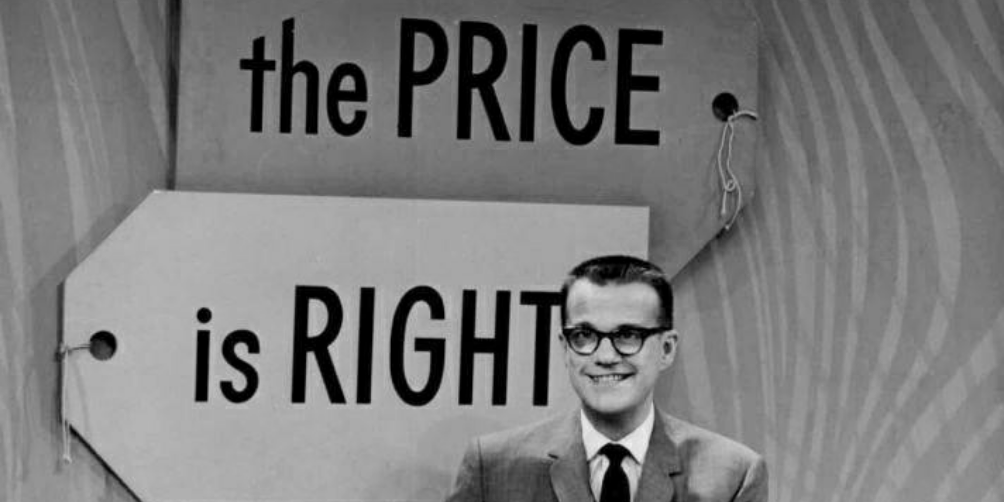 Black & White Price Is Right Headed For Buzzr Schedule.