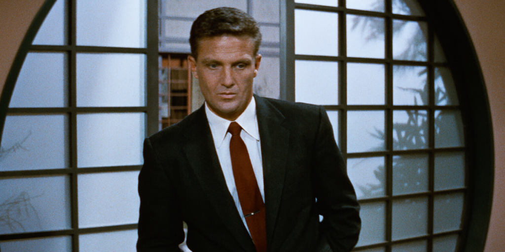 Robert Stack in House of Bamboo