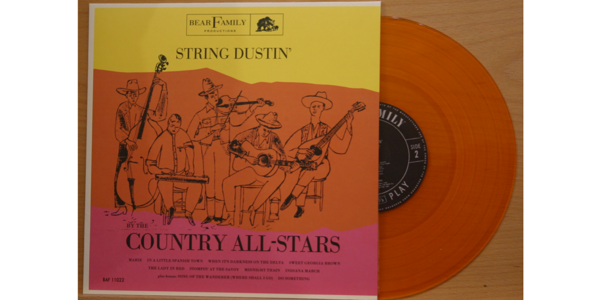 String Dustin'